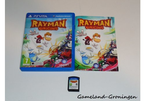 Rayman Origins (Complete)
