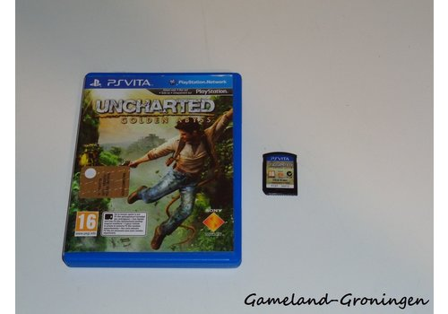 Uncharted Golden Abyss (Complete)