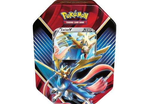 Pokémon TCG - Legends of Galar Tin Zacian