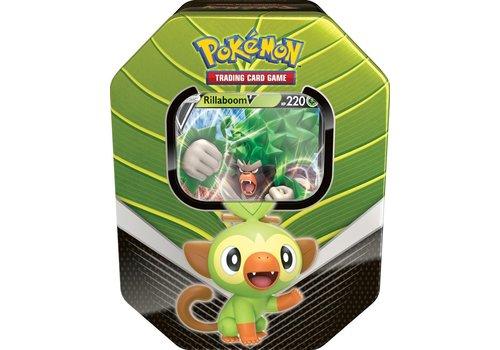 Pokémon TCG - Spring Tin 2020 Galar Partners Rillaboom