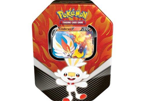 Pokémon TCG - Spring Tin 2020 Galar Partners Cinderace