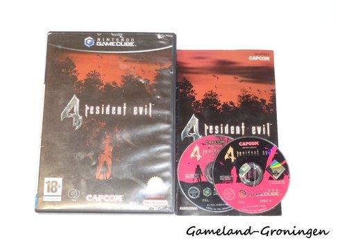 Resident Evil 4 (Complete, HOL)