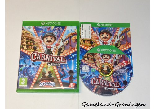 Carnival Games (Compleet)