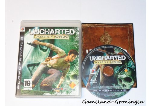 Uncharted Drake's Fortune (Complete)