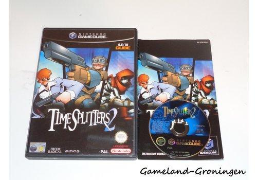 TimeSplitters 2 (Complete, UKV)