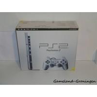PlayStation 2 Slimline Starter Pack (Complete, Silver)
