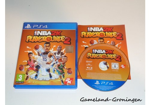 NBA 2K Playgrounds 2 (Compleet)