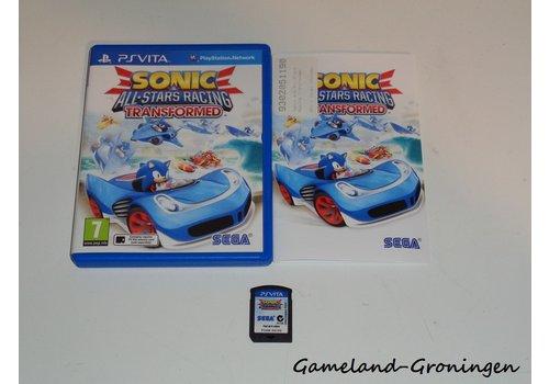 Sonic All-Stars Racing Transformed (Compleet)