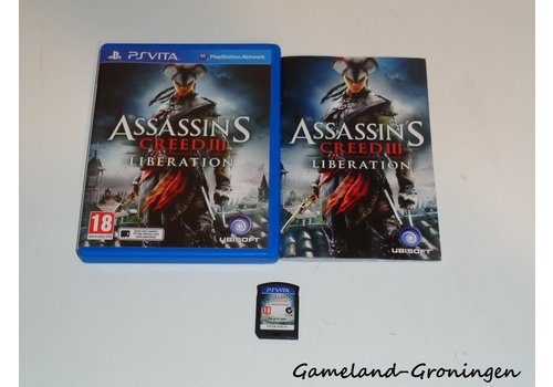 Assassin's Creed III Liberation (Compleet)