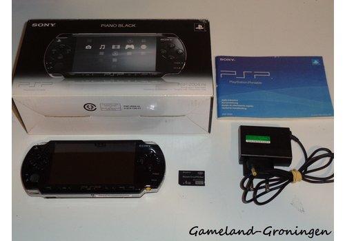 PSP Slim 2004 met Memorystick (Zwart)