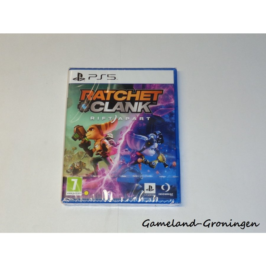 Ratchet & Clank Rift Apart (New)