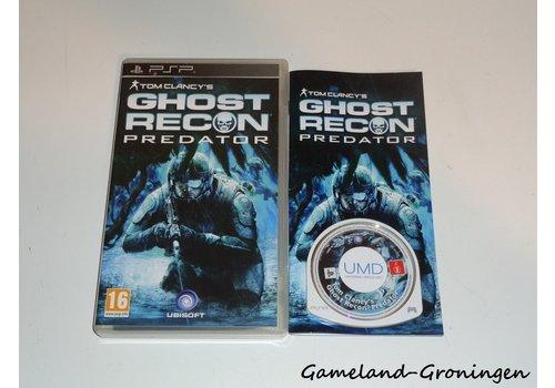 Tom Clancy's Ghost Recon Predator (Complete)