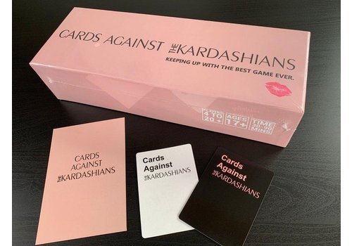 Card Against The Kardashians Party Game