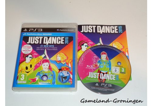 Just Dance 2015 (Complete)
