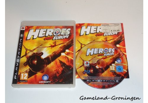 Heroes over Europe (Complete)