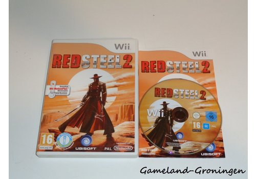 Red Steel 2 (Complete, FAH)