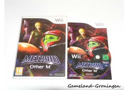 Metroid Other M (Complete, HOL)
