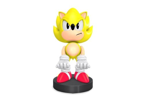 Cable Guy Sonic the Hedgehog - Super Sonic 20 cm