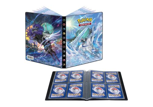Pokémon TCG - Sword & Shield Chilling Reign Portfolio 4-Pocket