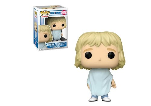 Dumb and Dumber POP! - Harry Dunne Getting Haircut