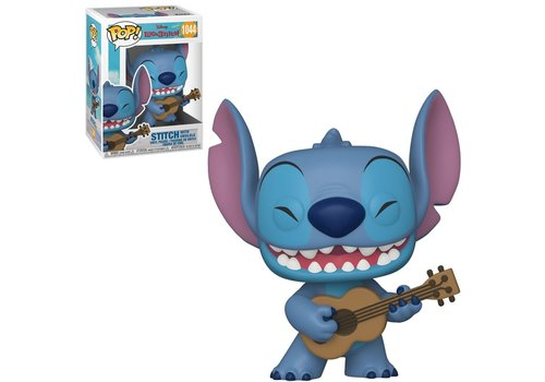 Lilo & Stitch POP! - Stitch with Ukulele