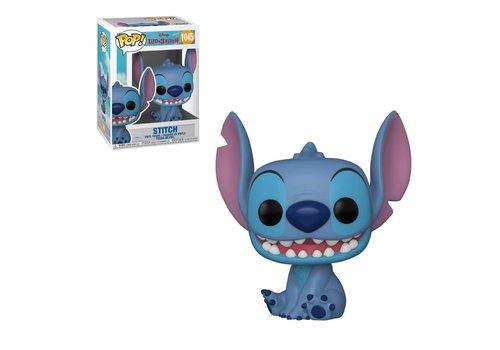 Lilo & Stitch POP! - Smiling Seated Stitch