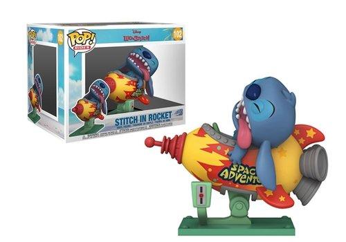 Lilo & Stitch POP! - Stitch in Rocket
