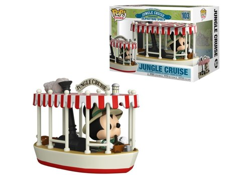 Rides Super Deluxe POP! - Jungle Cruise Mickey Mouse