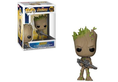 Marvel Avengers Infinity War POP! - Groot