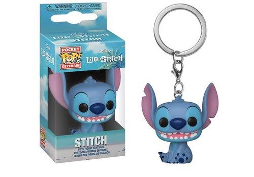 Lilo & Stitch Pocket POP Keychain - Stitch