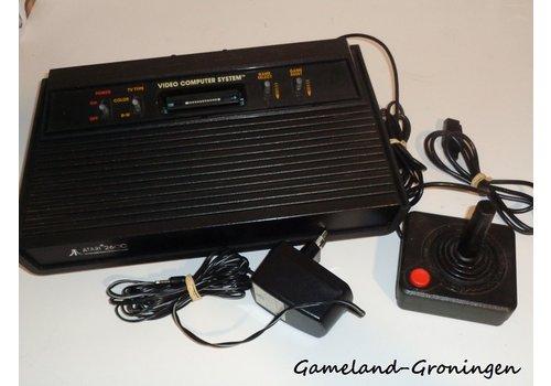 Atari 2600 with Controller & Wiring (Darth Vader)