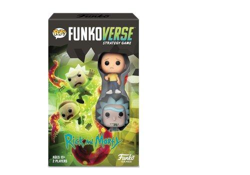 Funkoverse POP! - Rick and Morty 100 - English Expandalone