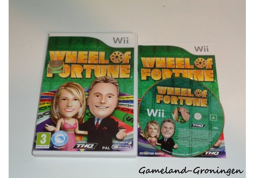 Wheel of Fortune (Complete, UKV)