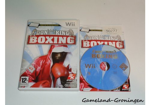Don King Boxing (Complete, HOL)