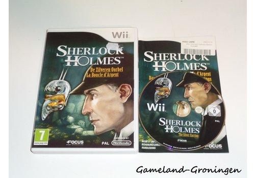 Sherlock Holmes de Zilveren Oorbel (Complete, FAH)