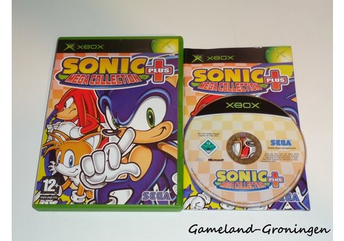 Sonic Mega Collection Plus (Compleet)
