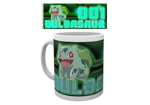 Pokémon - Bulbasaur Glow Mug