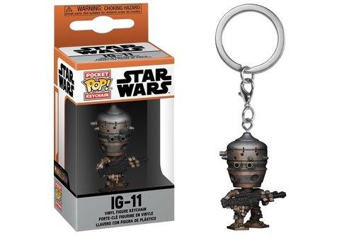 Star Wars The Mandalorian Pocket POP Keychain - IG-11