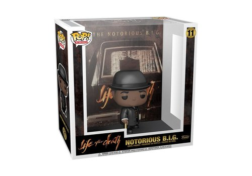 Albums POP! - The Notorious B.I.G. (Biggie) - Life After Death
