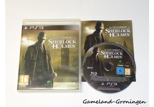 The Testament of Sherlock Holmes (Complete)