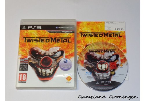 Twisted Metal (Complete)