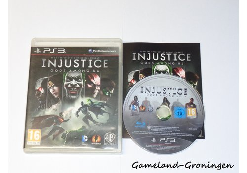 Injustice Gods Among Us (Complete)