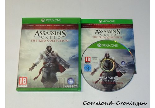 Assassin's Creed The Ezio Collection (Compleet)