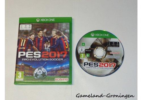 Pro Evolution Soccer 2017 (Complete)
