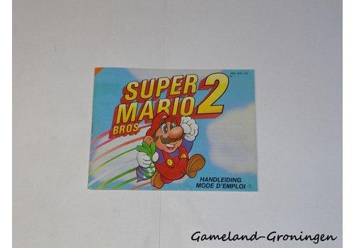 Super Mario Bros 2 (Handleiding, FAH)