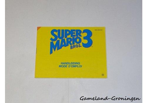 Super Mario Bros 3 (Manual, FAH)