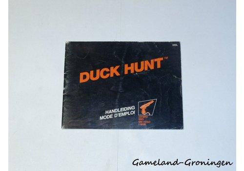 Duck Hunt (Handleiding, HOL)