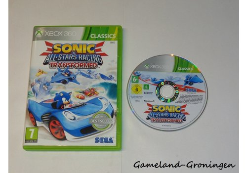 Sonic & All Stars Racing Transformed (Complete, Classics)