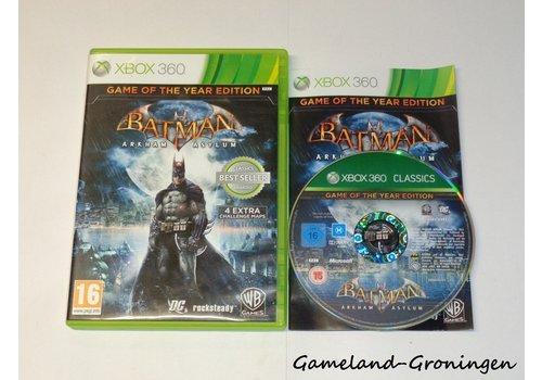 Batman Arkham Asylum GOTY (Compleet)