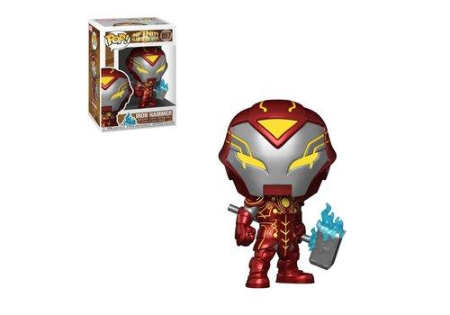 Marvel Infinity Warps POP! - Iron Hammer